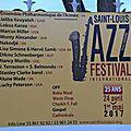Autour du festival de jazz de saint louis du senegal