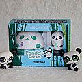 Tony Moly Crème hydradante + Stick Yeux effet Froid [Coffret Panda's Dream]