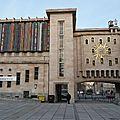 Mont des arts - bruxelles - belgique