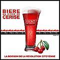 La boisson de la révolution citoyenne