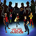 Young Justice sur <b>France</b> <b>4</b>