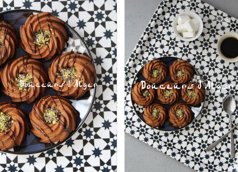 couronnes chocolat oum walid