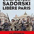 L'inspecteur Sadorski libère Paris, <b>polar</b> deRomain Slocombe