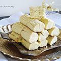 Ghribia ( ghraïba bônoise )/ montecaos au beurre et aux amandes
