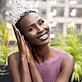 Nova Stevens, la première <b>miss</b> Canada noire, victime de racisme