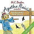 Agatha raisin enquête #4: randonnée mortelle, par m. c. beaton
