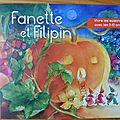 Un nouvel automne avec Fanette et Filipin + TIRAGE AU SORT