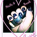 Nails & Book [1] : Revanche de <b>Cat</b> <b>Clarke</b>