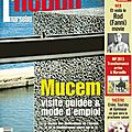 Marseille Le <b>MUCEM</b> Top des Media
