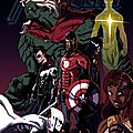 Avengers by job !