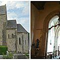 église de Tollevast du XIè S