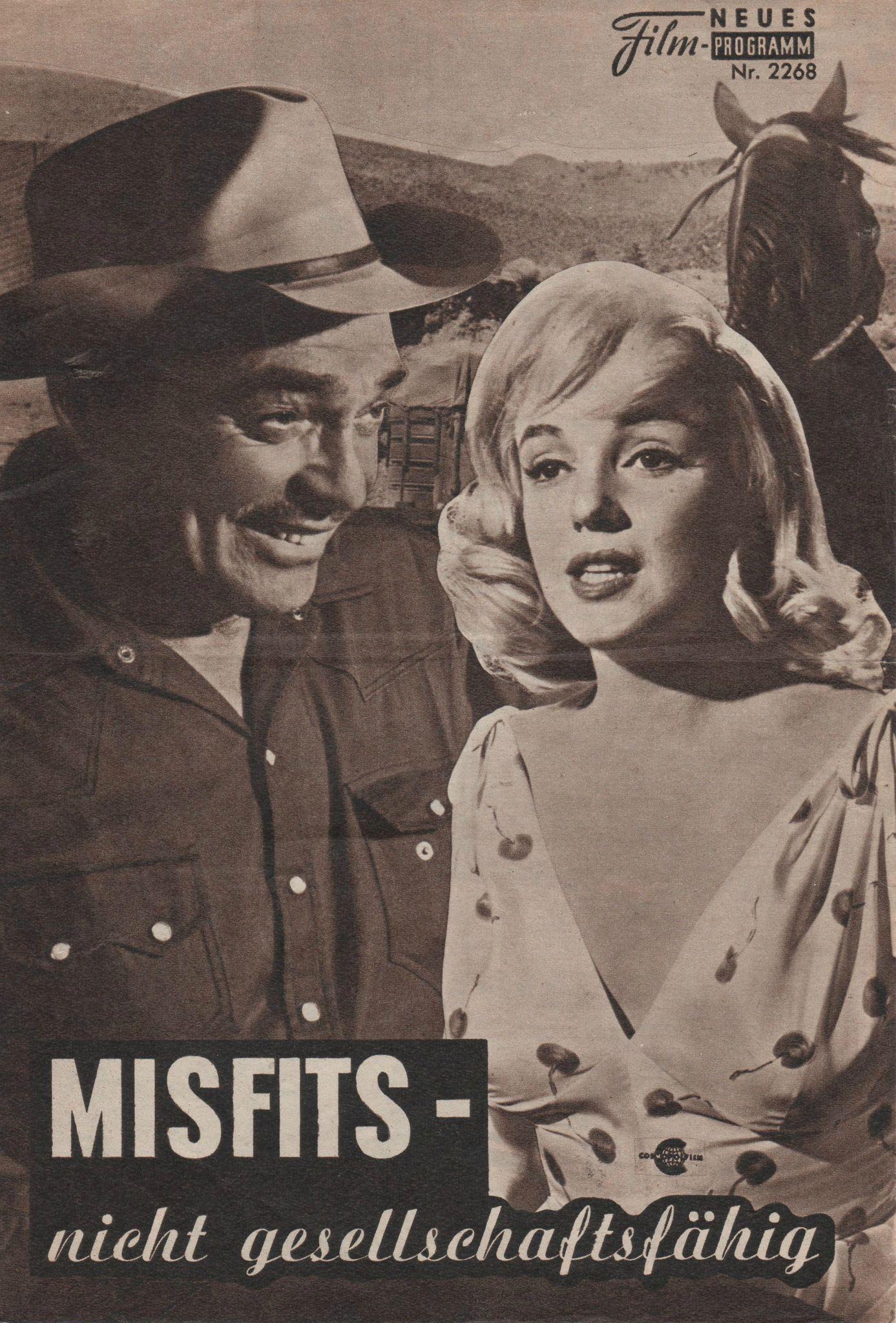 Neues film programm (all) 1961