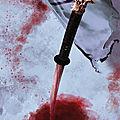 Katana, Vent rouge et <b>Dragon</b> <b>noir</b> de Jean-Luc Bizien