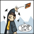 Les Strips de Tib - Parodie Harry Potter (Case 6)