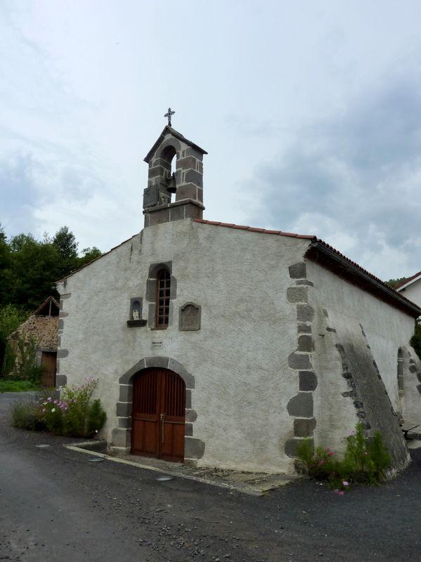 chapelle du Cheix