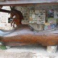 Le plus grand sabot du monde est morvandiau, Gouloux (58)