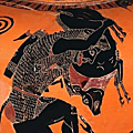 Hercule - La Balance - l'Elévation
