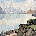 Lucien Poignant - Quelques tableaux