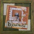 Page 30 x 30 cm : La Boudeuse