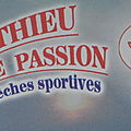 Mathieu <b>Pêche</b> Passion