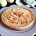 Tarte aux pommes cap pâtisserie