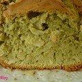 Cake tout thé vert