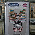La Foire du Livre de Bruxelles - Tout & Taxis.