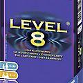 Boutique jeux de société - Pontivy - morbihan - ludis factory -Level 8