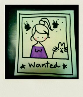 WANTED: Elle...