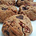 ...cookies au beurre de cacahuètes... (vegan)