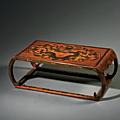 Sellette, Chine, Dynastie Qing, ca <b>18</b>° siècle