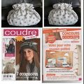 Concours coussin