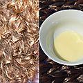 Crème hydratante cheveux frisés et afros.