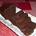 Goûter # 6: cake choco banane