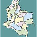 departements de Colombie
