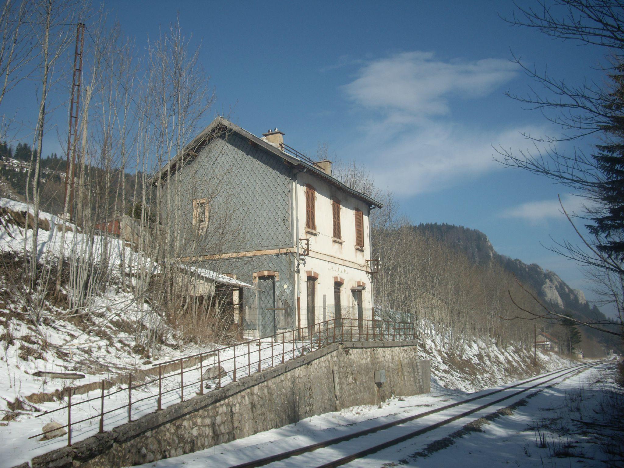 Col de la Croix Haute-Lalley (Isère - 38)