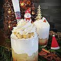 Petit Baba de Noël Poire et Chocolat