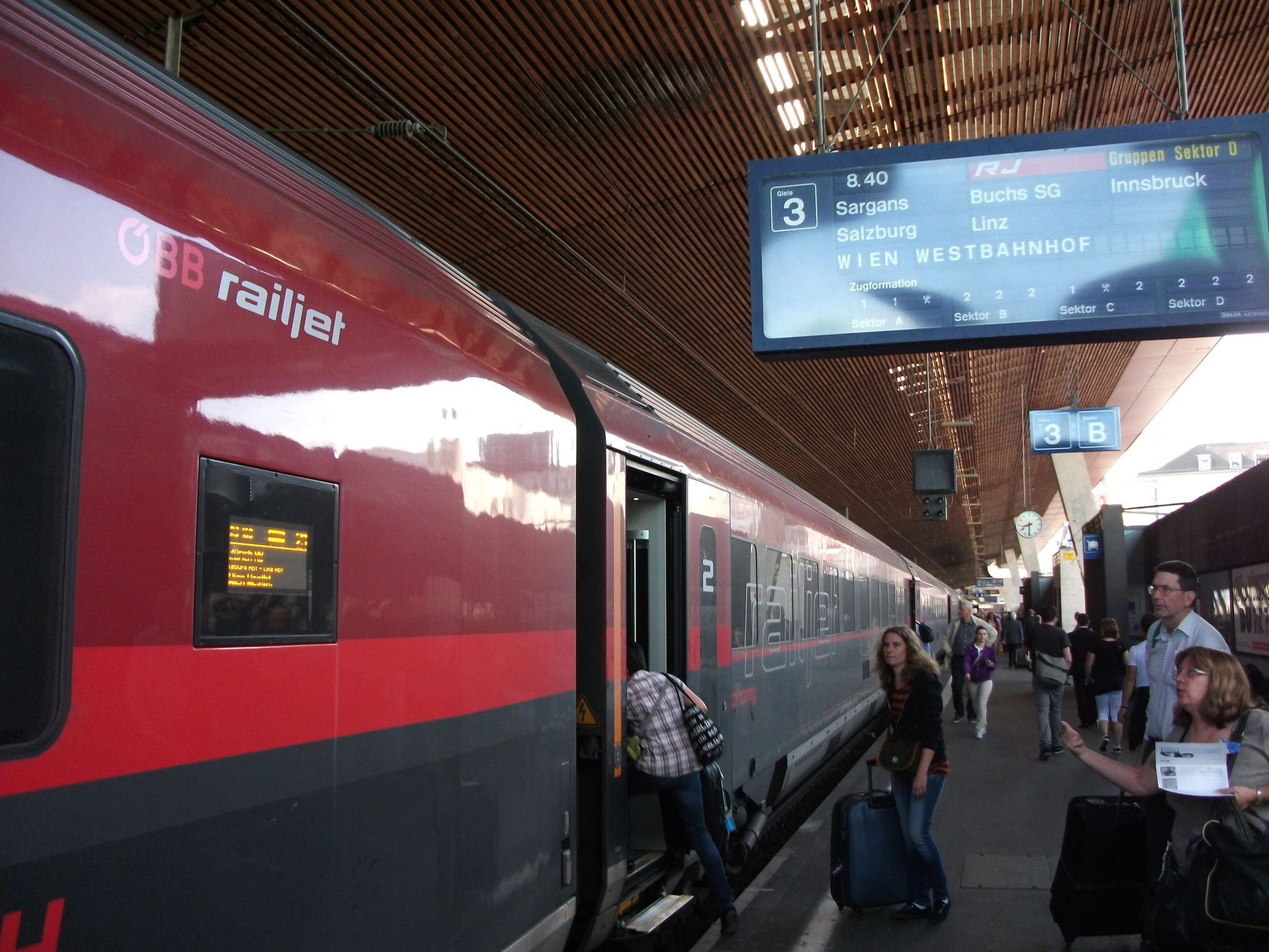 Zürich HB (Suisse)
