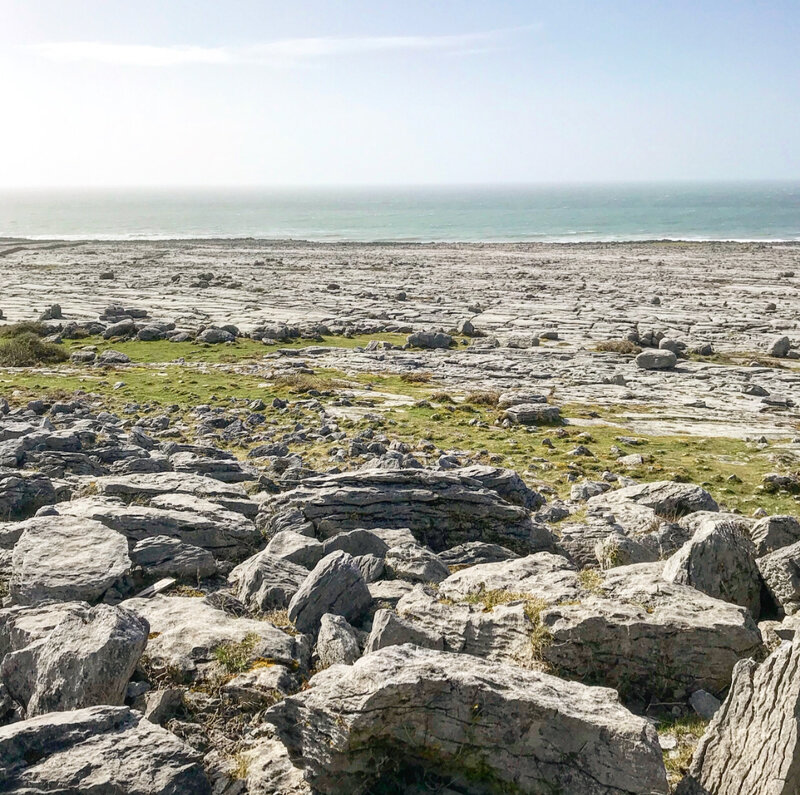 Le Burren ©Kid Friendly
