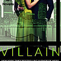 ** cover and blurb reveal ** villain by samantha young