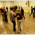 Le cours de danse