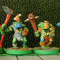 Bande orcs et gobelins pour <b>Mordheim</b>