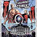 Chaumont comix 2018 l'affiche