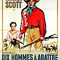Affiches <b>Richard</b> <b>Boone</b>