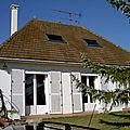 Maison 115m² sur 1100m² de terrain