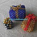 Cadeaux livrets babette L0806, L0807