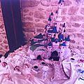 Château de la belle au bois dormant de disneyland paris.