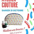 [ stage de couture d'octobre ]