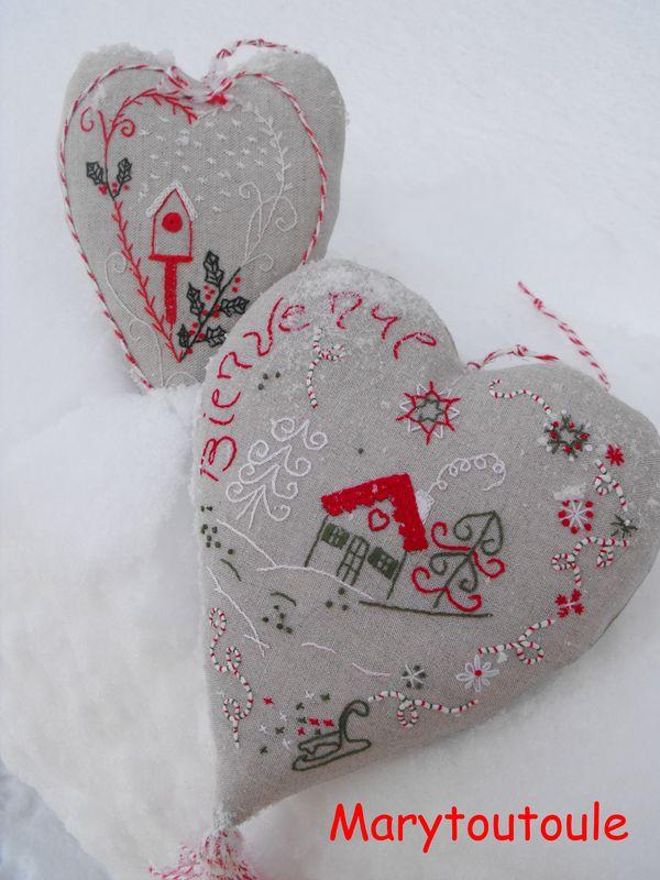 Coeurs d'hiver