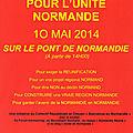 Renaissance de la normandie: depuis le 10 mai 2014, que de chemin parcouru...